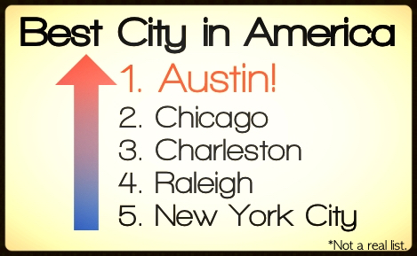 Austin Rankings Picture